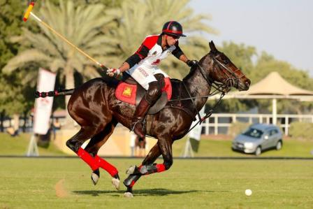 Horse Times Egypt: Equestrian Magazine :Issues & Articles :Dubai Polo Gold Cup 2013 A Commanding Ghantoot Win At The Middle East's Premiere Polo Event