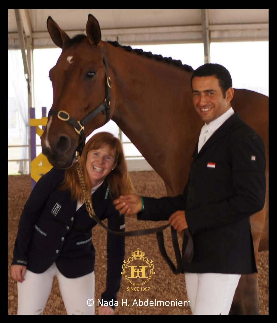 Horse Times Egypt: Equestrian Magazine :Riders Blog :The Perils Of Show Jumping Sport - 2