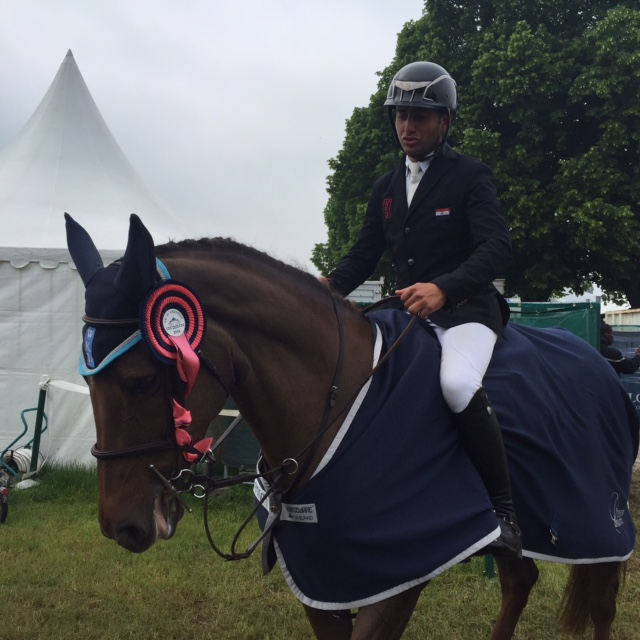 Horse Times Egypt: Equestrian Magazine :Riders Blog :The Perils Of Show Jumping Sport - 31