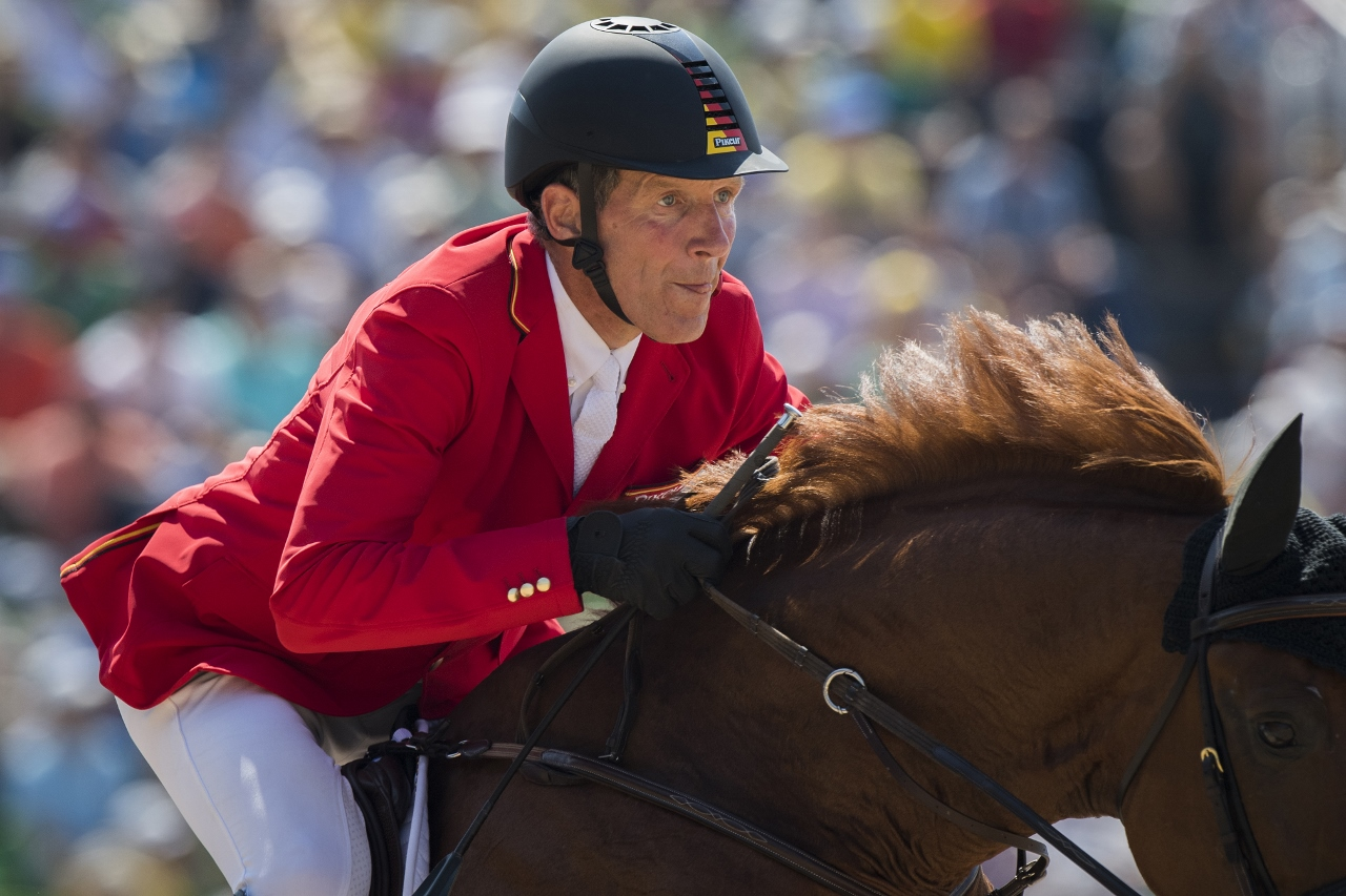 Horse Times Egypt: Equestrian Magazine :Riders Blog :LUDGER BEERBAUM`S` RETIREMENT FROM THE GERMAN TEAM