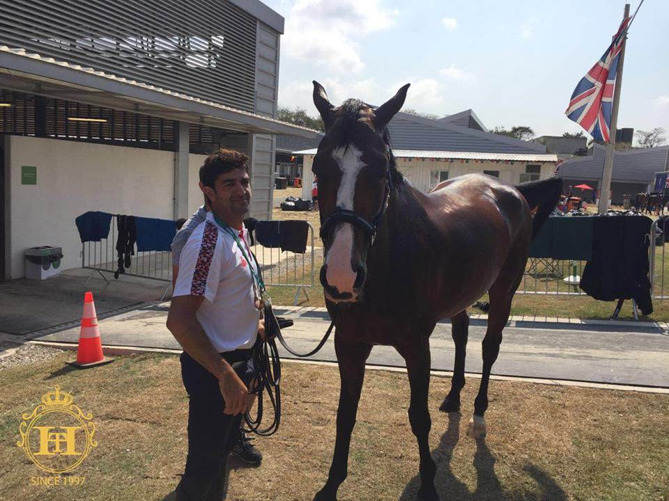 Horse Times Egypt: Equestrian Magazine :Event News :DAY 2 - PAMPERING PRINCESS AMELIA