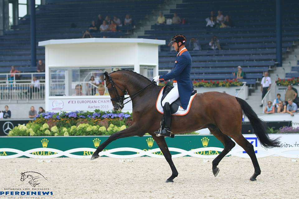 Horse Times Egypt: Equestrian Magazine :Event News :FEI EUROPEAN TEAM CHAMPIONSHIP - DRESSAGE DAY 2 RESULTS