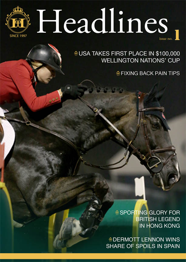 Horse Times Egypt: Equestrian Magazine :headlines :Tuesday 31-Mar-2015 Headlines