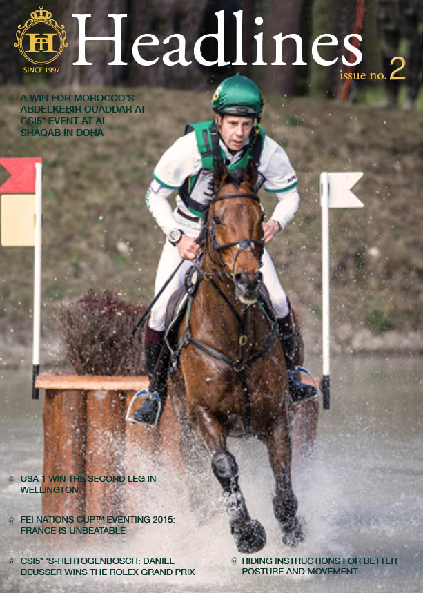 Horse Times Egypt: Equestrian Magazine :headlines :Monday 20-Apr-2015 Headlines