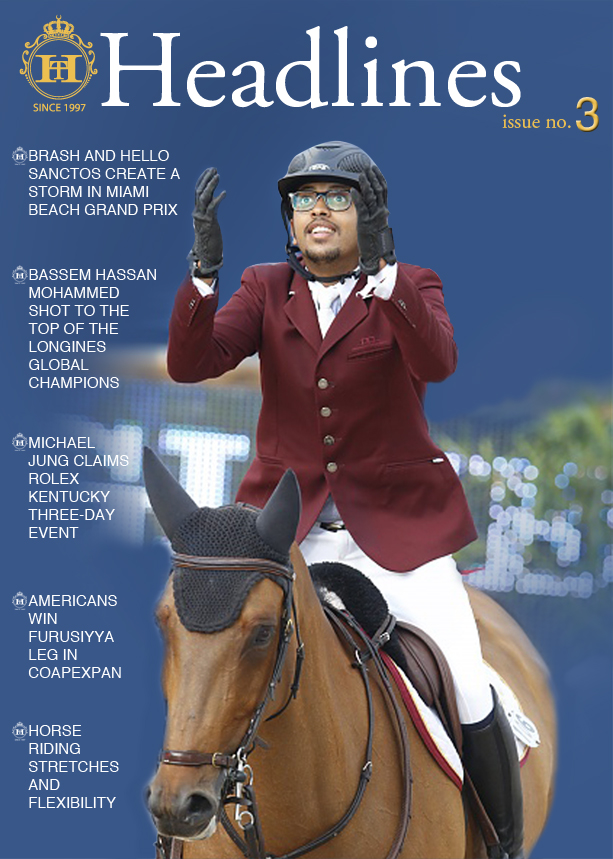 Horse Times Egypt: Equestrian Magazine :headlines :Thursday 7-May-2015 Headlines