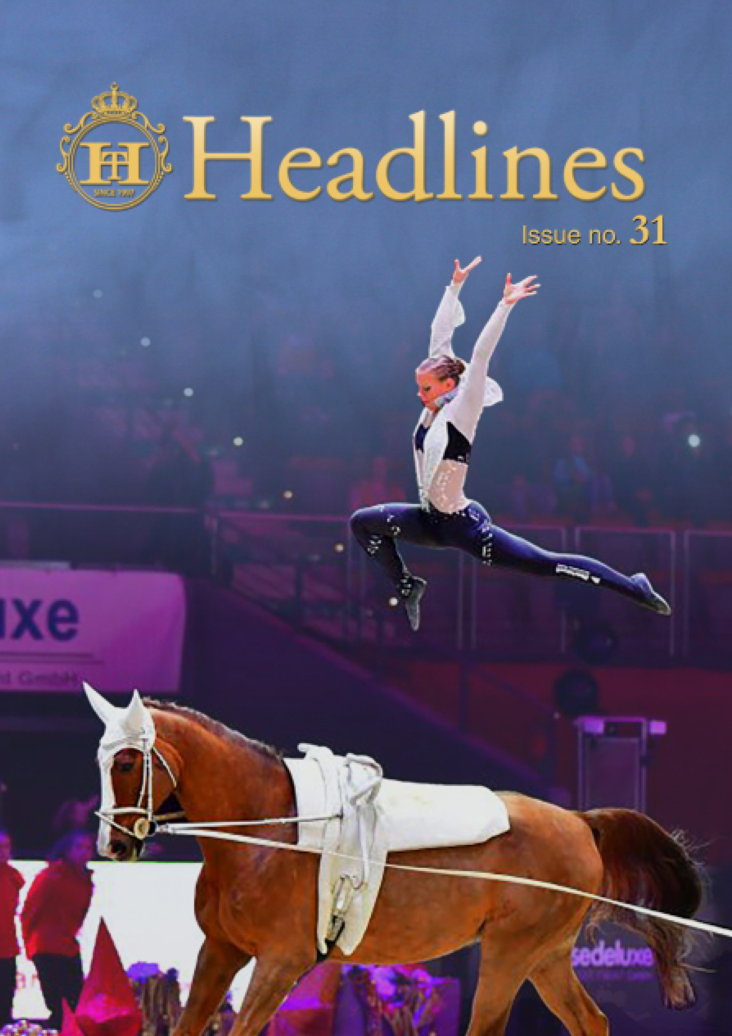 Horse Times Egypt: Equestrian Magazine :headlines :Tuesday 19-Dec-2017 Headlines