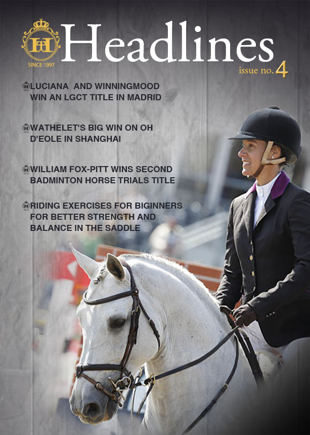 Horse Times Egypt: Equestrian Magazine :headlines :Thursday 21-May-2015 Headlines