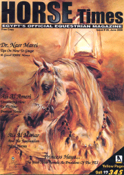 HORSE TIMES :Issue No. 20
