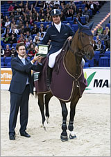 Horse Times Egypt: Equestrian Magazine :News :ROLEX FEI WORLD CUP™ JUMPING 2009/2010 				<br />Helsinki (Fin), 18 October 2009