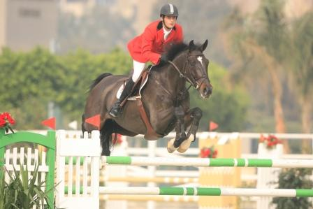 Horse Times Egypt: Equestrian Magazine :News :60 SECONDS WITH  IBRAHIM BISHARAT