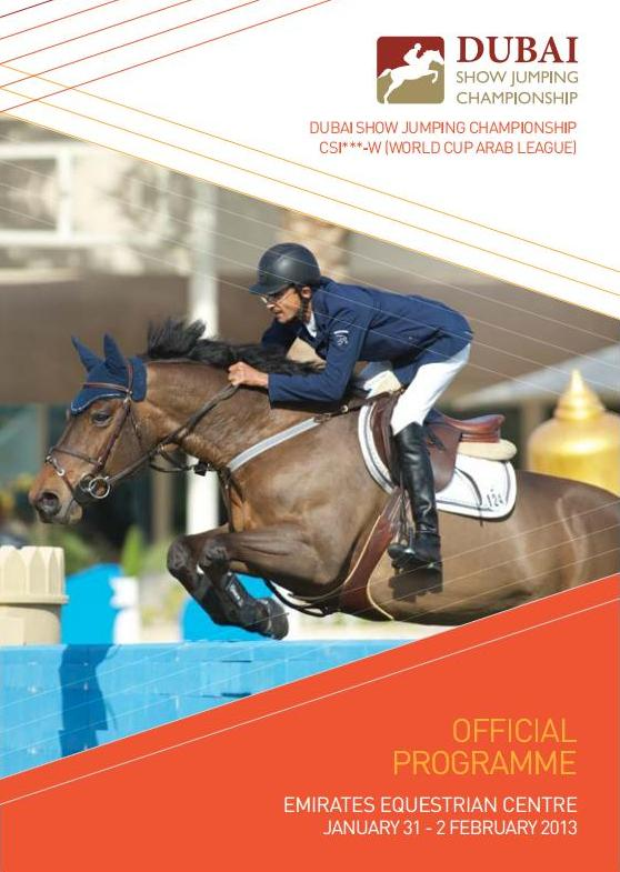 Horse Times Egypt: Equestrian Magazine :News :SHOW JUMPERS COMPETING FOR 600,000 AED AT CSI3*-W DUBAI 2013