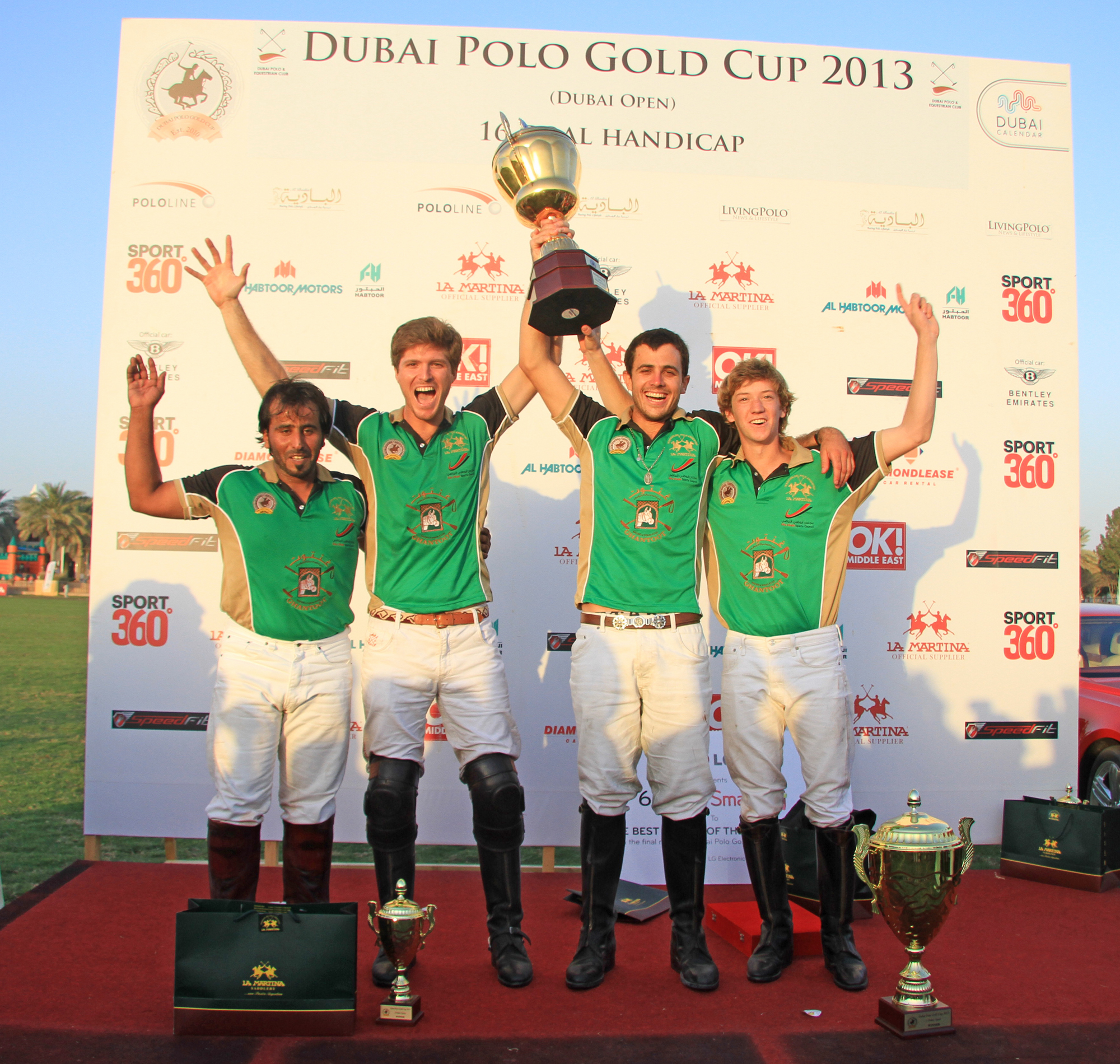 Horse Times Egypt: Equestrian Magazine :News :GHANTOOT WINS THE DUBAI POLO GOLD CUP!
