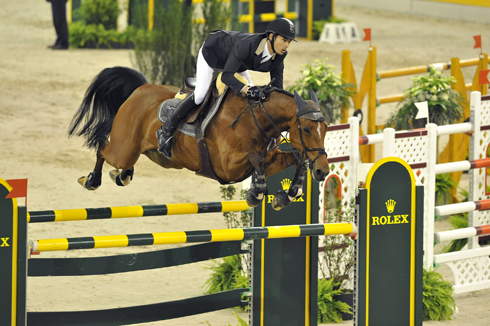 Horse Times Egypt: Equestrian Magazine :News :ROLEX GRAND SLAM OF SHOW JUMPING