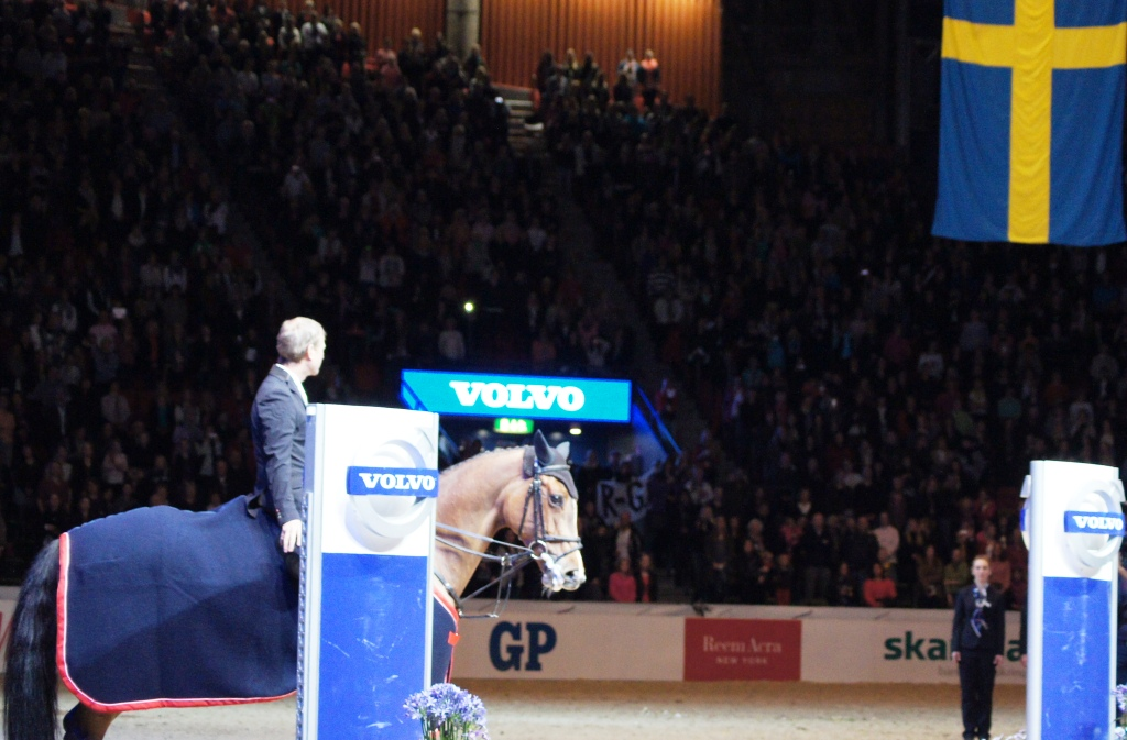 Horse Times Egypt: Equestrian Magazine :News :ADORATION FOR BENGTSSON & AWAKENINGS FOR VANGELIS