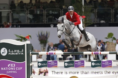 Horse Times Egypt: Equestrian Magazine :News :GERMANY PIPS USA IN FURUSIYYA CLIFF-HANGER AT ROTTERDAM