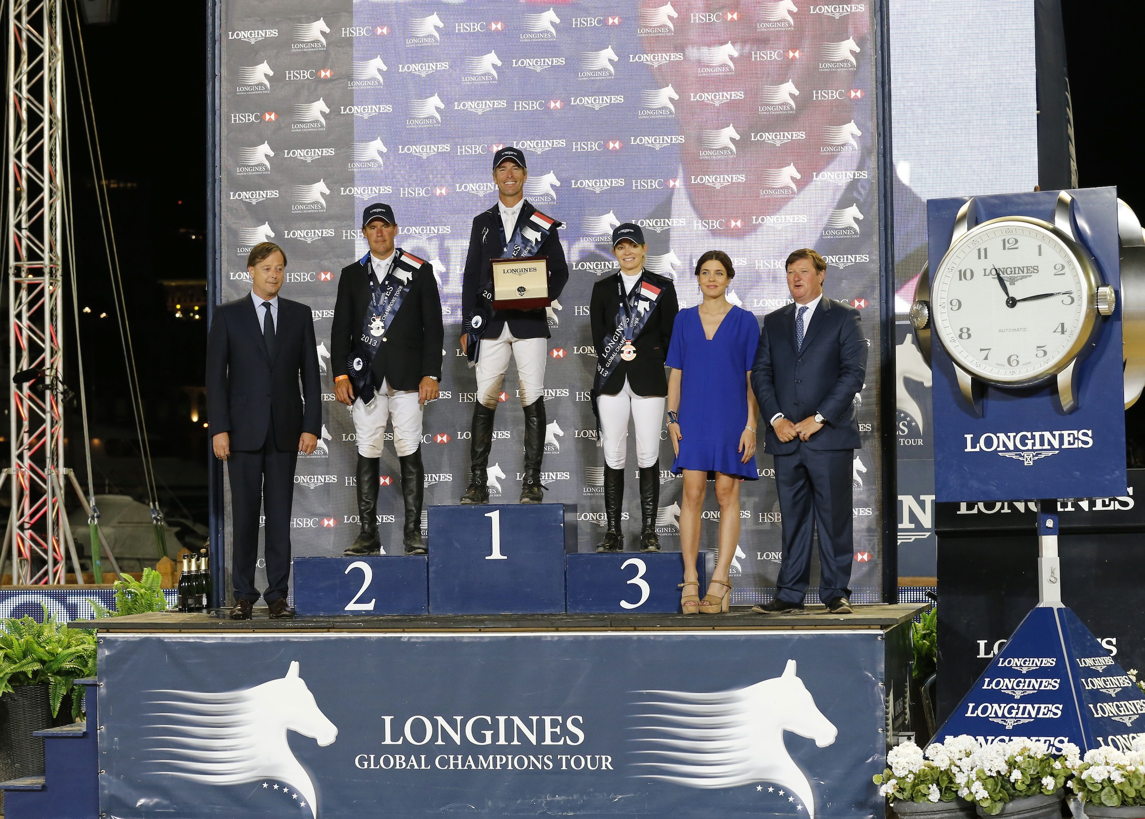 Horse Times Egypt: Equestrian Magazine :News :RICHARD SPOONER & CRISTALLO WIN THEIR THIRD MONTE CARLO GCT TITLE