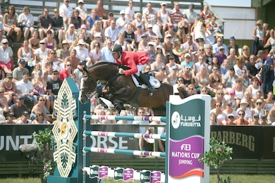 Horse Times Egypt: Equestrian Magazine :News :GERMANY CRUISES TO VICTORY AT FURUSIYYA LEG IN FALSTERBO