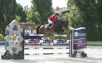 Horse Times Egypt: Equestrian Magazine :News :BELGIANS ARE BEST IN FURUSIYYA EUROPE DIVISION 2 LEG AT BUDAPEST
