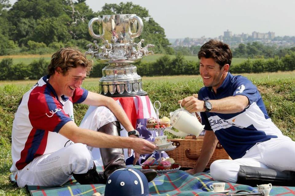 Horse Times Egypt: Equestrian Magazine :News :THE WESTCHESTER CUP, MATES! AMERICA & ENGLAND GO TO BATTLE FOR POLO'S OLDEST TROPHY