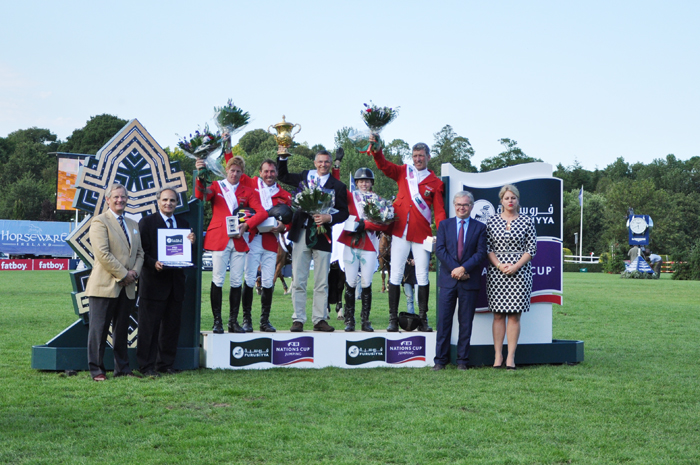 Horse Times Egypt: Equestrian Magazine :News :MIGHTY GERMANS WIN AT HICKSTEAD, BUT DUBLIN FURUSIYYA QUALIFIER WILL BE DECISIVE