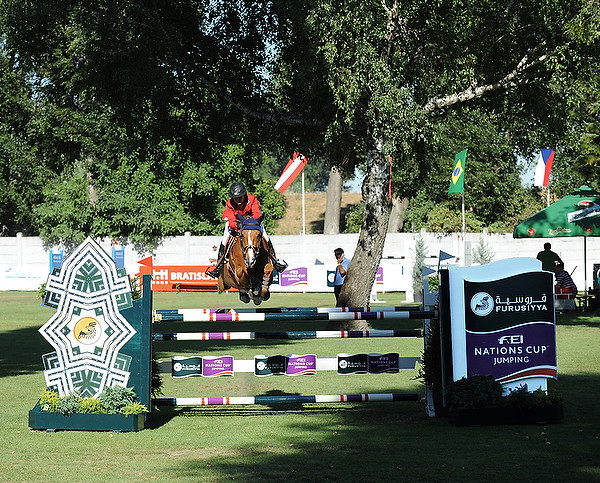 Horse Times Egypt: Equestrian Magazine :News :AMERICA EDGES BRAZIL TO WIN FURUSIYYA EUROPE DIVISION 2 LEG AT BRATISLAVA