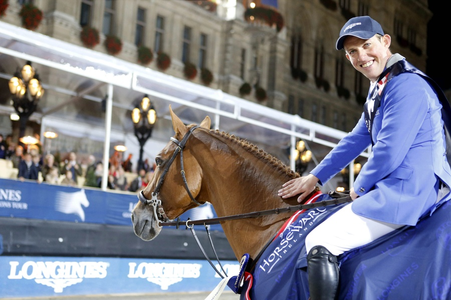 Horse Times Egypt: Equestrian Magazine :News :GERCO SCHRODER GRABS GRAND PRIX OF THE LONGINES GLOBAL CHAMPIONS TOUR IN VIENNA