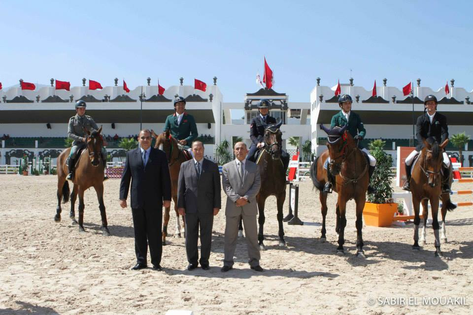 Horse Times Egypt: Equestrian Magazine :News :MOROCCO ROYAL TOUR 2013, CSI3*W TETOUAN – WORLD CUP ARAB LEAGUE
