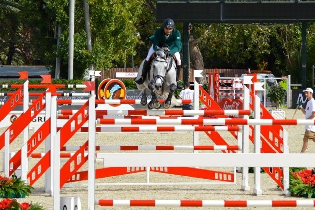 Horse Times Egypt: Equestrian Magazine :News :INAUGURAL FURUSIYYA FEI NATIONS CUP FINAL ROUND 1 PROVED TO BE A CHALLENGE