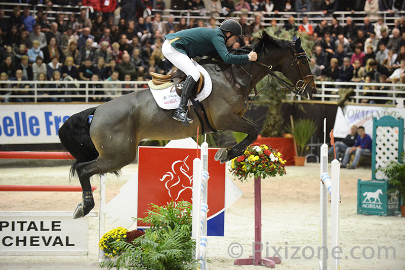 Horse Times Egypt: Equestrian Magazine :News :SHANE BREEN CROWNED AT CSI3* GRAND PRIX OF SAINT-LÔ