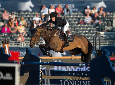 Horse Times Egypt: Equestrian Magazine :News :JESSICA SPRINGSTEEN LANDS GUCCI SPONSORSHIP