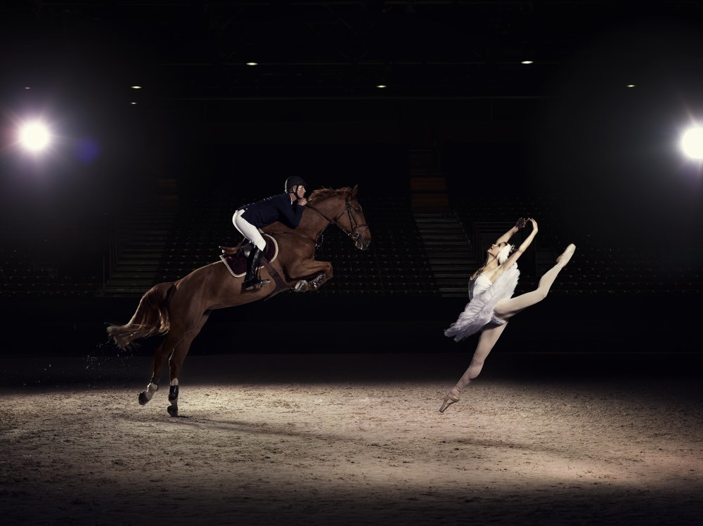 Horse Times Egypt: Equestrian Magazine :News : HORSE POWER MEETS BALLET AS FEI WORLD CUP™ FINALS LAND IN LYON