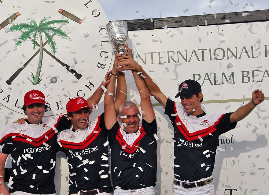 Horse Times Egypt: Equestrian Magazine :News :ALEGRIA HALTS VALIENTE'S TRIPLE CROWN BID; WINS 2014 MASERATI POLO US OPEN
