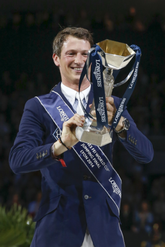Horse Times Egypt: Equestrian Magazine :News :DANIEL DEUSSER CLINCHES LONGINES FEI WORLD CUP TITLE