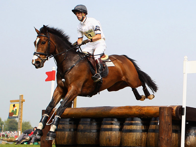 Horse Times Egypt: Equestrian Magazine :News :EVENTER HARRY MEADE READY FOR ACTION