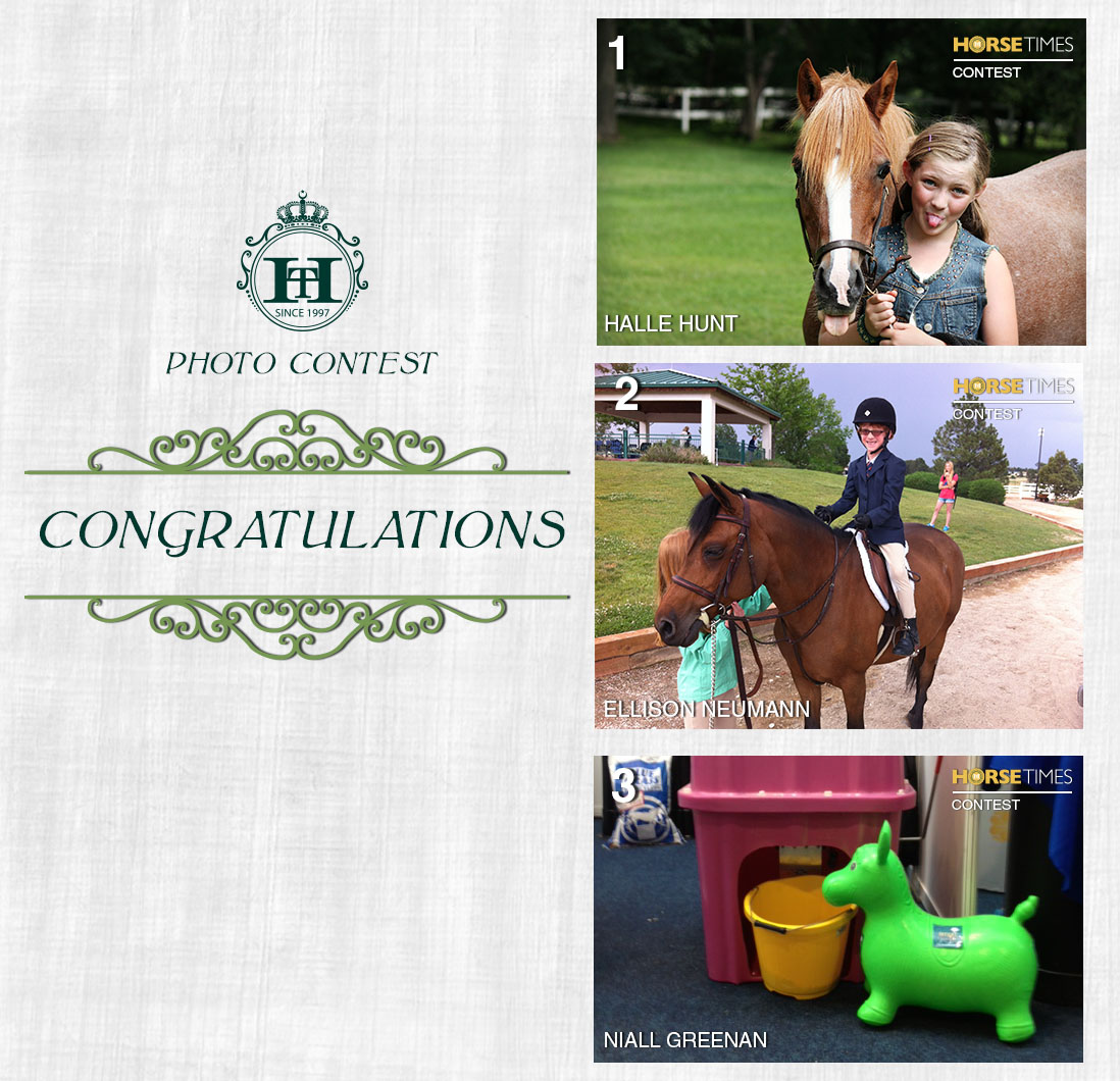 Horse Times Egypt: Equestrian Magazine :News :WINNERS OF HORSE TIMES CUTE/FUNNY PHOTO CONTEST ANNOUNCED!