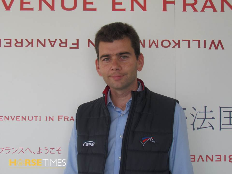 Horse Times Egypt: Equestrian Magazine :News :SHORT INTERVIEW WITH FREDERIC BOUIX – ALLTECH FEI WORLD EQUESTRIAN GAMES 2014 IN NORMANDY