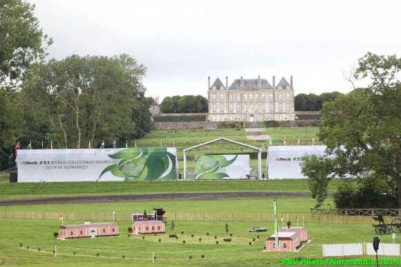 Horse Times Egypt: Equestrian Magazine :News :SPECTATOR GUIDE - EVENTING CROSS-COUNTRY DAY IN LE PIN NATIONAL STUD AT THE ALLTECH FEI WORLD EQUESTRIAN GAMES 2014 IN NORMANDY