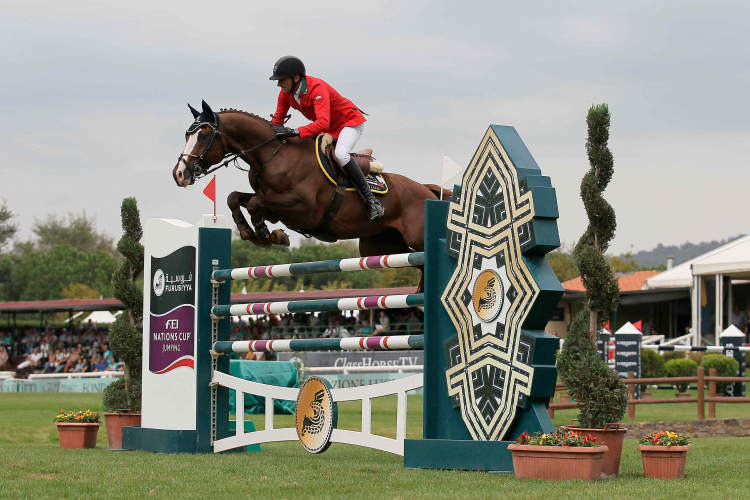 Horse Times Egypt: Equestrian Magazine :News :ITALIANS EARN PROMOTION TO EUROPE DIVISION 1 WITH SUPERB VICTORY AT LAST QUALIFIER IN AREZZO AT THE FURUSIYYA FEI NATIONS CUP™