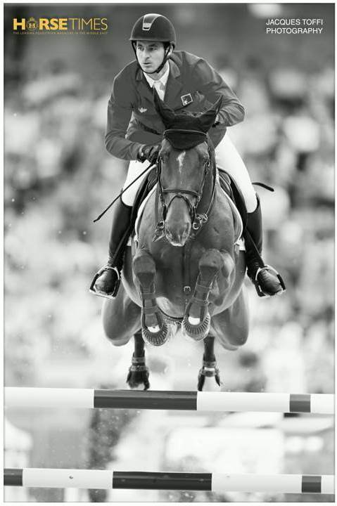 Horse Times Egypt: Equestrian Magazine :News :GUERDAT CLAIMS THE LONGED-FOR LONGINES TROPHY AT THE 2015 SHOW JUMPING WORLD CUP IN LAS VEGAS