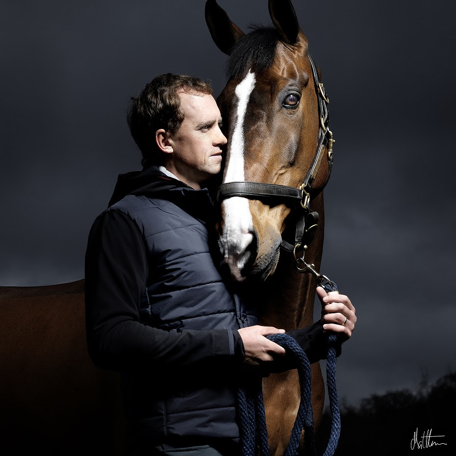 Horse Times Egypt: Equestrian Magazine :News :HICKSTEAD TO AUCTION OFF PORTRAIT FOR CHARITY