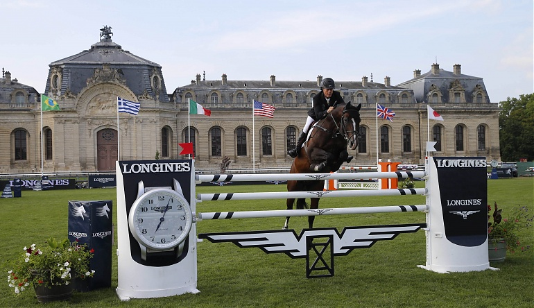 Horse Times Egypt: Equestrian Magazine :News :Top Riders from 19 different countries set to compete in spectacular Chantilly