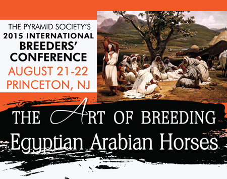 Horse Times Egypt: Equestrian Magazine :News :THE 2015 INTERNATIONAL BREEDER'S CONFERENCE PRESS RELEASE