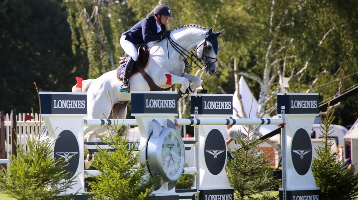 Horse Times Egypt: Equestrian Magazine :News :THE LONGINES ROYAL  INTERNATIONAL HORSE SHOW