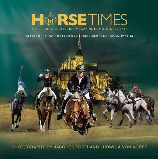 Horse Times Egypt: Equestrian Magazine :News :HORSE TIMES' MOMENTS OF THE WORLD EQUESTRIAN GAMES 2014