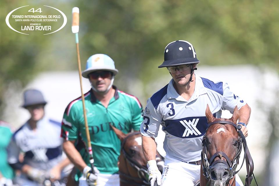 Horse Times Egypt: Equestrian Magazine :News :THE 44TH LAND ROVER INTERNATIONAL POLO TOURNAMENT IN SPAIN