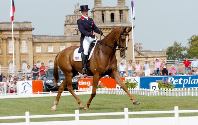 Horse Times Egypt: Equestrian Magazine :News :Zara and Toytown to parade at Blenheim