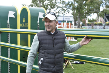 Horse Times Egypt: Equestrian Magazine :News :PRESS RELEASE: Eric Lamaze Gives 'Master' Class at Spruce Meadows