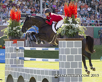 Horse Times Egypt: Equestrian Magazine :News :Canada Takes Third in $300,000 BMO Nations' Cup at Spruce Meadows