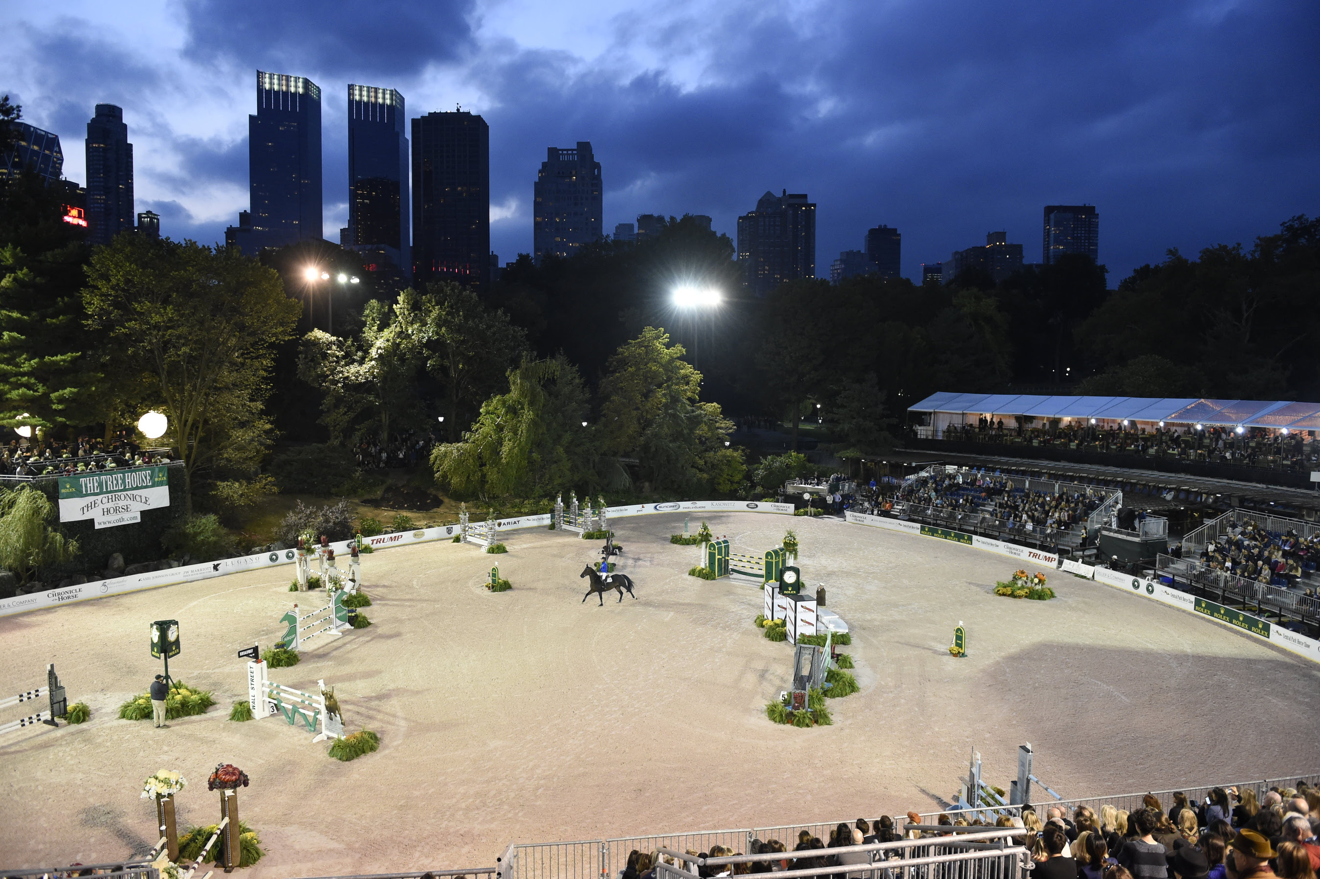 Horse Times Egypt: Equestrian Magazine :News :Rolex Central Park Horse Show returns to New York, where Georgina Bloomberg aims to defend her title
