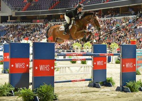 Horse Times Egypt: Equestrian Magazine :News :Top Riders Return to Nation's Capital; WIHS Qualifying Lists Now Available